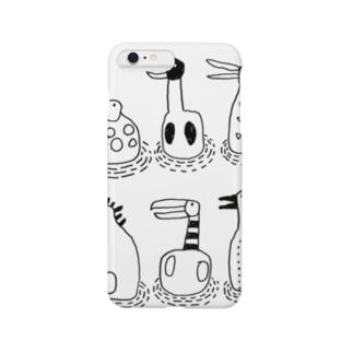 水辺で歌おう Smartphone cases