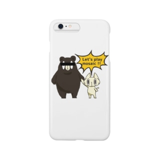 Let's play mosaic !! Smartphone cases