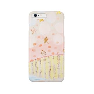 happy rain shower Smartphone cases