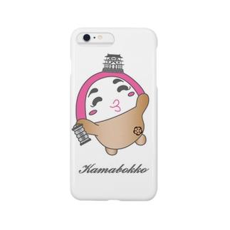 かまぼっ娘 Smartphone cases