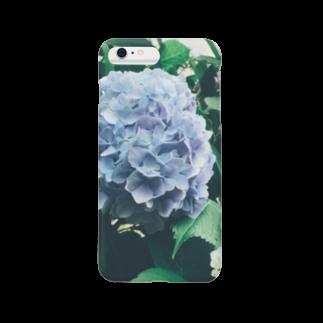 欲の紫陽花 Smartphone cases