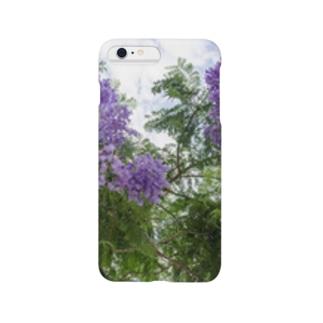 ジャカランダ Smartphone cases