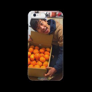 ちびシャトルの実家からみかん届いた本多スイミングスクール Smartphone cases