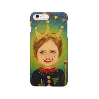 僕は魔法使い。 Smartphone cases