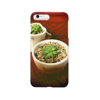 多肉植物♡マクドガリー Smartphone cases