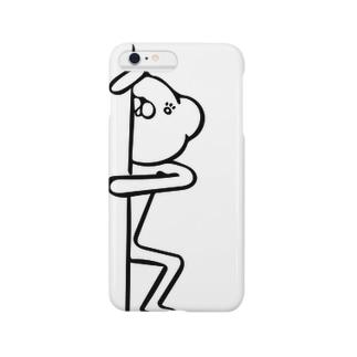 にょきっ Smartphone cases