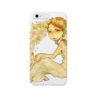 花の名は知らねど君は美しい Smartphone cases