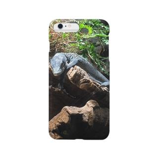 切れ目の視線 Smartphone cases