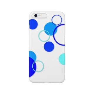 水玉模様 Smartphone cases