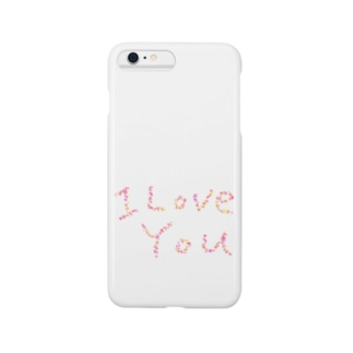 I Love You Smartphone cases