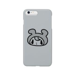 ドンナコ・ショップ SUZURI出張店のきぐるみくん(スマートフォンケース) Smartphone cases