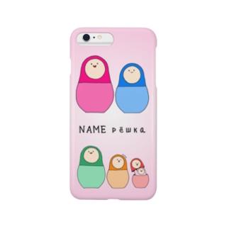 ナメリョーシカ - NAMEрёшка Smartphone cases