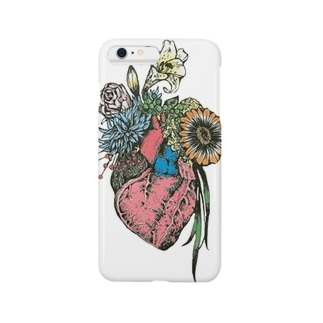 The bloom of youth Smartphone cases