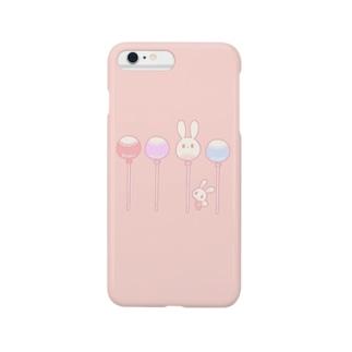 ロリポップの森(ゆめかわいい) Smartphone cases