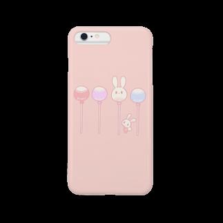 ChocoLapinのロリポップの森(ゆめかわいい)スマートフォンケース