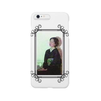着物シック1 Smartphone cases