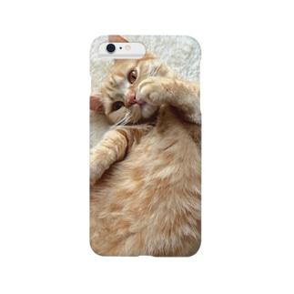とろちゃん Smartphone cases