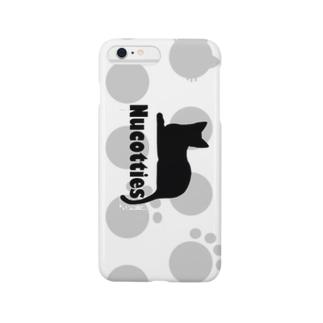 Nucotties スマホケース Smartphone cases