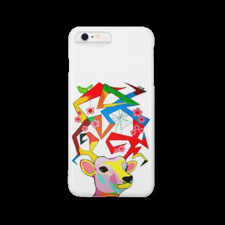 SACHI GRAPHIC ARTSのSHIKAスマートフォンケース