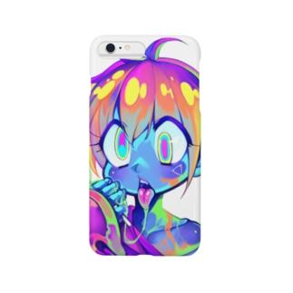 ゾンビ子ちゃん Smartphone cases