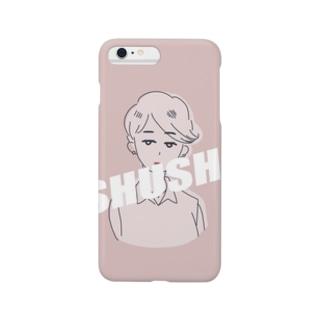 お寿司が食べたい女の子 Smartphone cases
