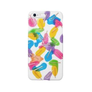 アイスキャンディー Smartphone cases