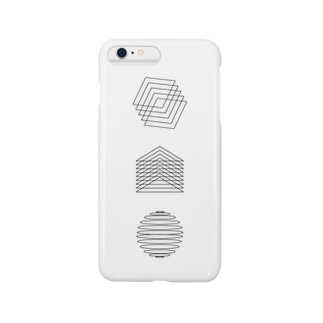 Solid(white) Smartphone cases