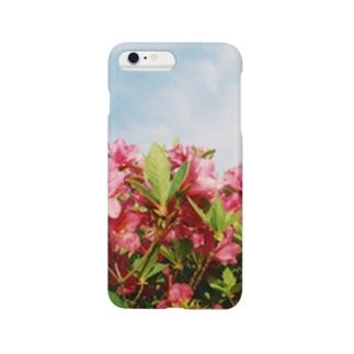 花と空と Smartphone cases