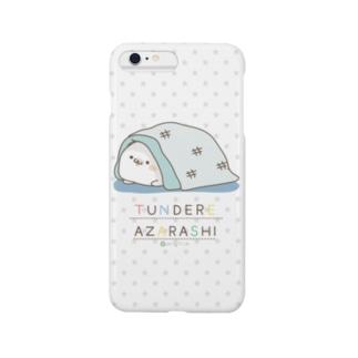 ツンデレあざらし☆スマホケース(iphone6plus) Smartphone cases