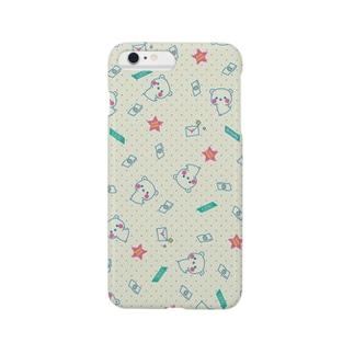 ゲスくま☆スマホケースiphone5/6/6plus共通デザイン Smartphone cases