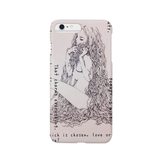 薔薇と女 Second Smartphone cases