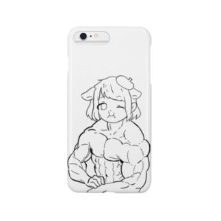 ゴリゴリプリン Smartphone cases