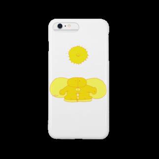 ヒロコイチノセ かみさまショップのてんしと光-HirocoIchinose- Smartphone cases