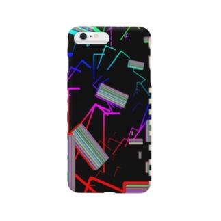 RGB MATRIX カラフル Smartphone cases