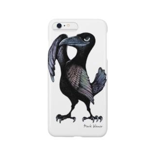 "Dark blanco ""Crow"" Smartphone cases"