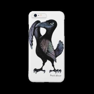 "Dark blancoのDark blanco ""Crow"" Smartphone cases"