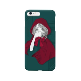 Little Red Hood Smartphone cases