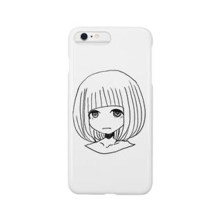 サブカル女子 Smartphone cases