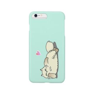 生意気ペルシャ ラブリー Smartphone cases