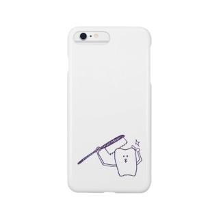 【自分磨き】 Smartphone cases