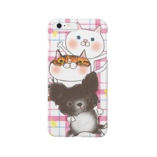 まりもさんSISTARオーダーイラスト Smartphone cases