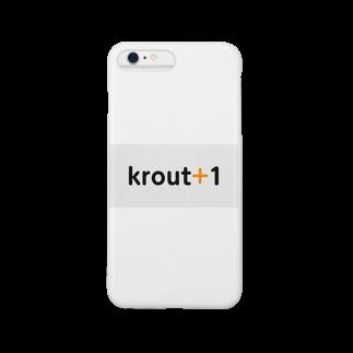 motohiro kojimaのkrout+1 Smartphone cases
