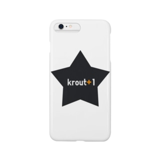 krout+1 Smartphone cases
