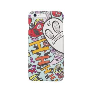 ぶったまげおばけ Smartphone cases