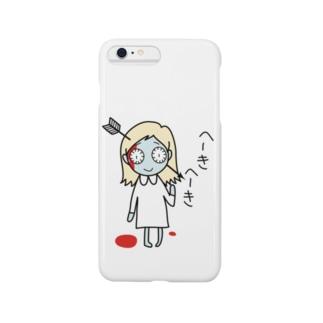 ミミー the へーきへーき Smartphone cases
