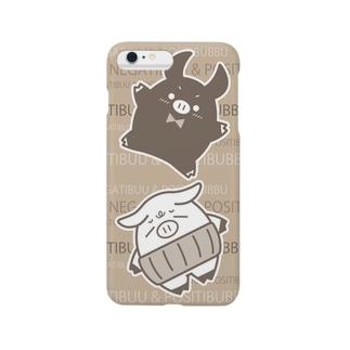 ネガティぶー&ポジティぶっぶ Part 4 Smartphone cases