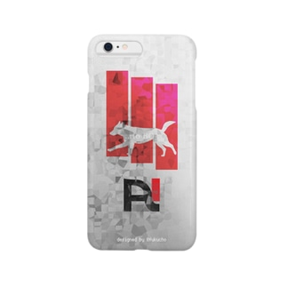 ice ver1.0 red Smartphone cases