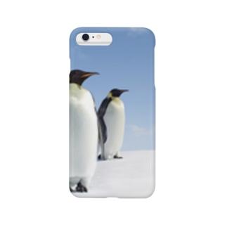 ペンギンさん Smartphone cases