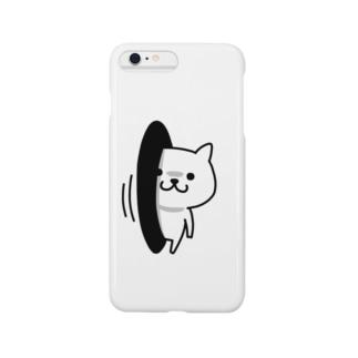 こじ犬【闇と現実の狭間で】 Smartphone cases