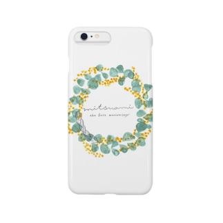 mitsuami 1st anniversary Smartphone cases